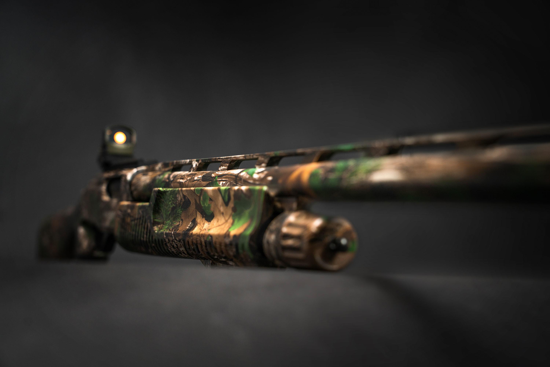 Gun Rack Turkey Gun