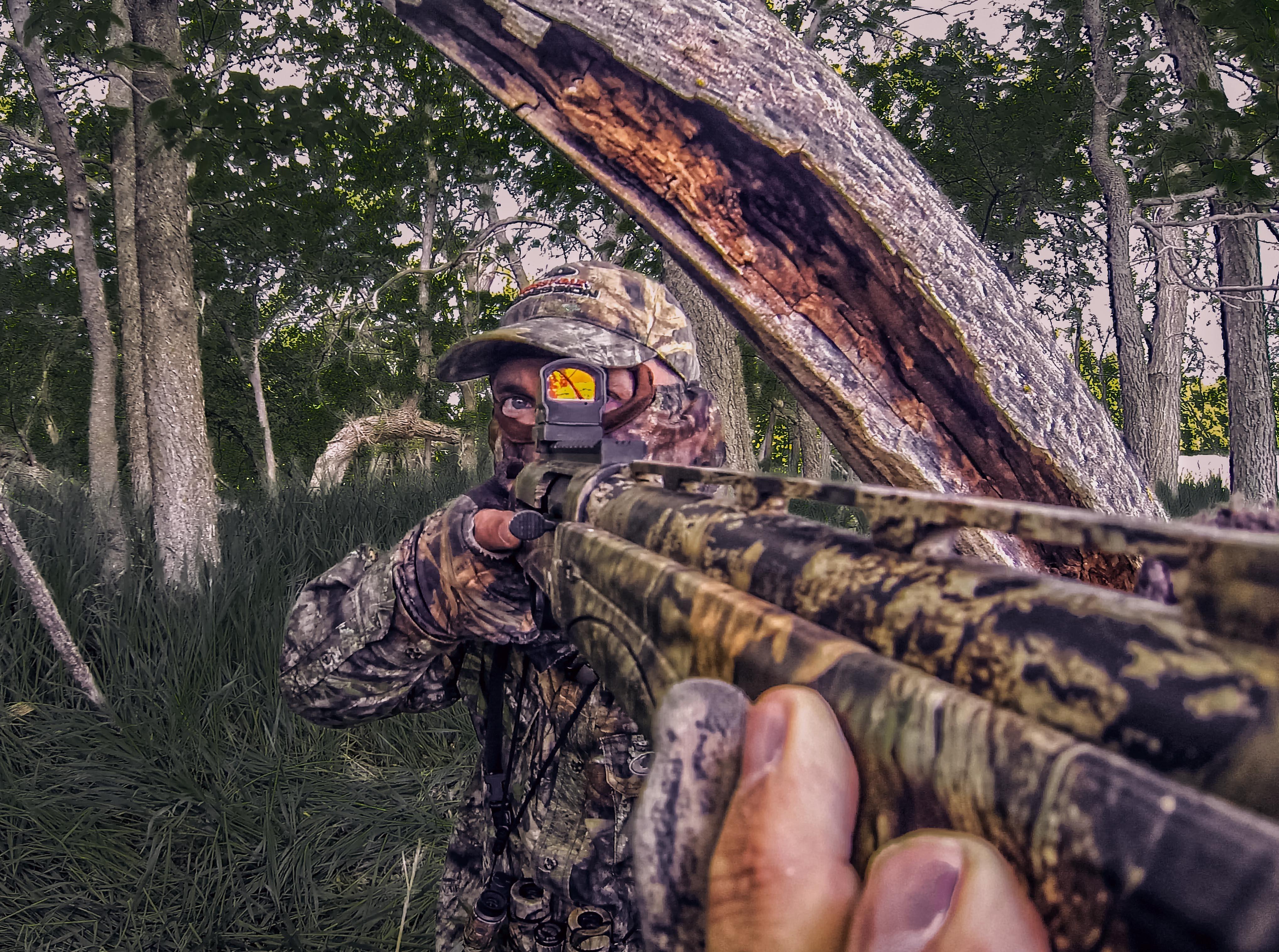 Turkey Hunting Go Pro