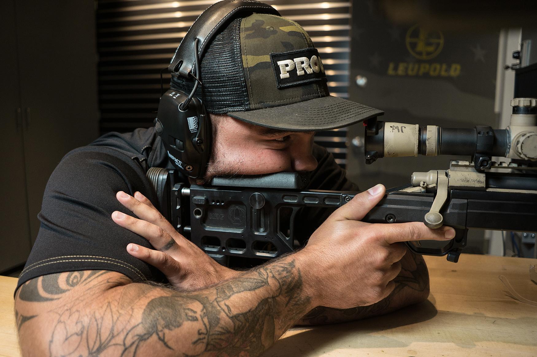 Warren Gun Rack 1