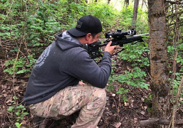Gadarzi Snipers Hide