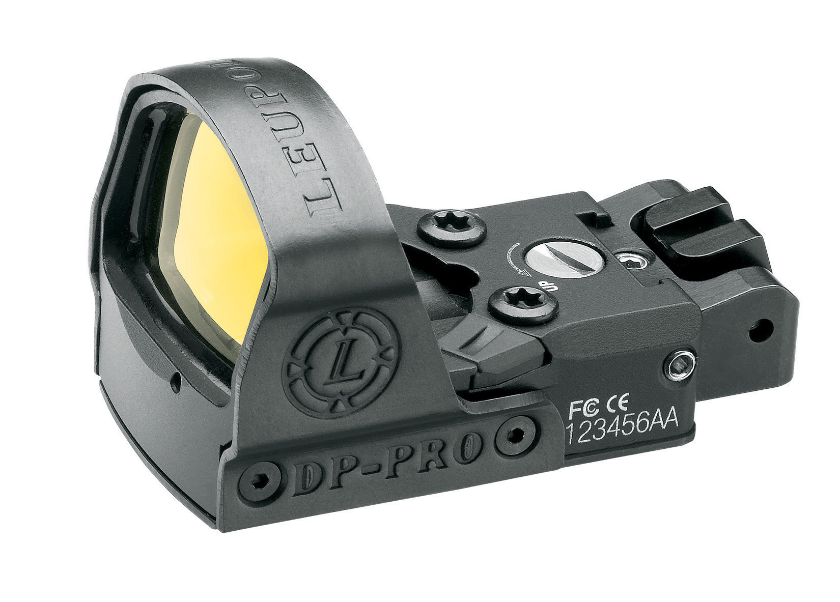 deltapoint pro rear iron sight pro gear accessories leupold