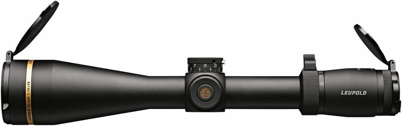 Vx 6hd 3 18x50mm Scopes Leupold
