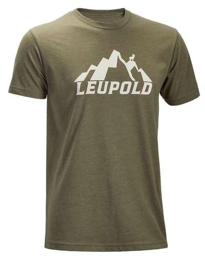 Men's SS Mt. Leupold Tee Lt. Olive