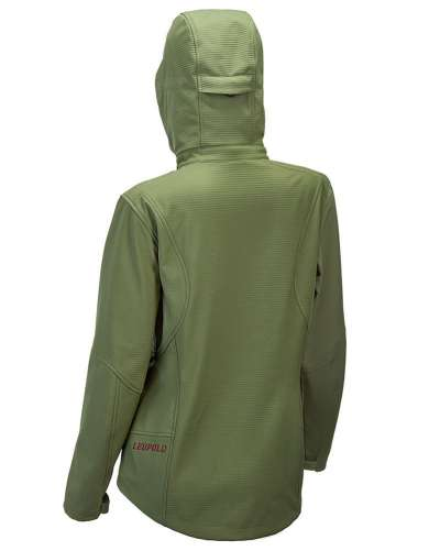 Women's Secluded Jacket Shadow Green