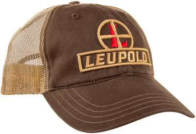 Reticle Soft Trucker Hat Brown / Khaki