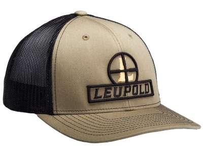 #112 Reticle Trucker Hat Loden / Black