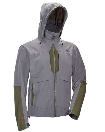 Men's Secluded Jacket Shadow Gray