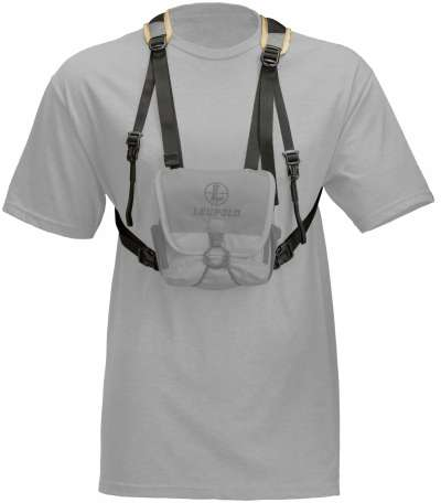 GO Afield Binocular Harness XF Shadow Gray/Tan