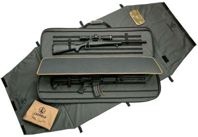 Range GO Bag 2-Gun Shadow Gray/Tan
