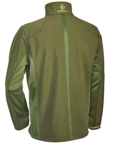 Men's Secluded 1/2 Zip Shadow Green