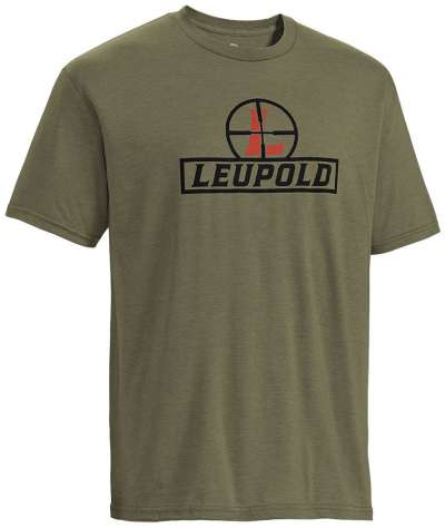 Youth SS Reticle Tee OD Green
