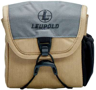 GO Afield Binocular Case Small Shadow Gray/Tan