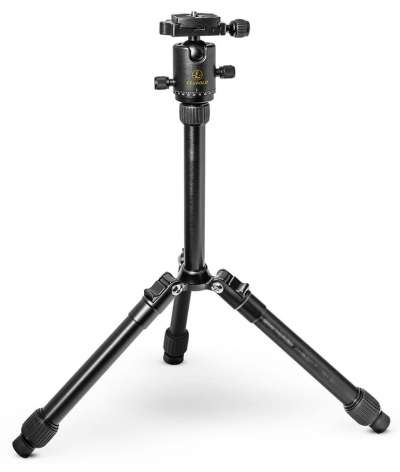 Compact Tabletop Tripod