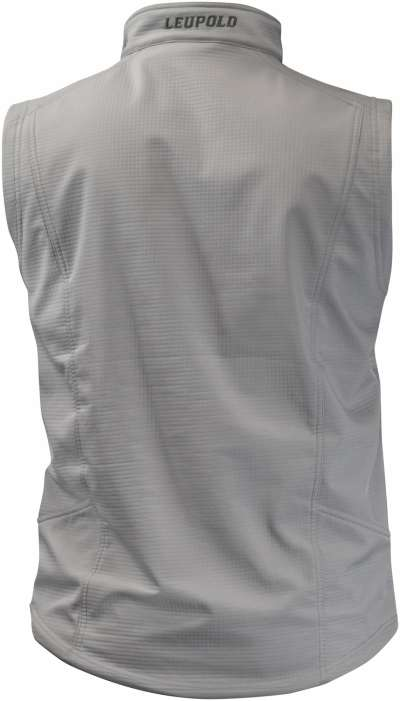 Men's Secluded Vest Shadow Gray