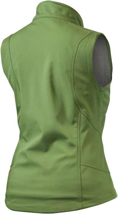 Women's Secluded Vest Shadow Green