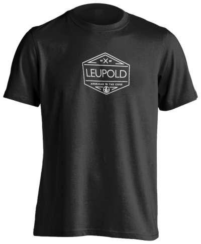 Men's Leupold CORE Badge Premium Tee
