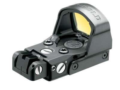 DeltaPoint Pro Rear Iron Sight