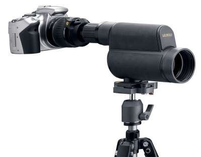 Digital Camera Spotting Scope Adapter
