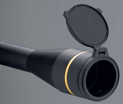 Alumina Flip-Back Lens Cover - 24mm