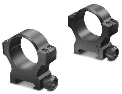 BackCountry Cross-Slot 30mm High Rings Matte
