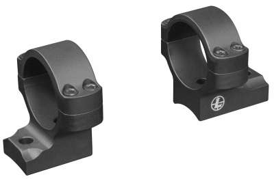 BackCountry Savage 10/110 RND RCVR 30mm High 2-pc Matte