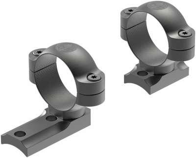 DD Savage 10/110 Round Rcvr 2-pc Base/30mm Medium Rings
