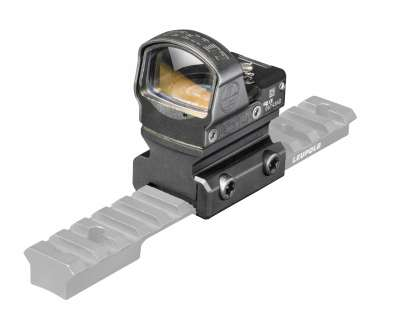DeltaPoint Pro 2.5 MOA Dot with AR Mount