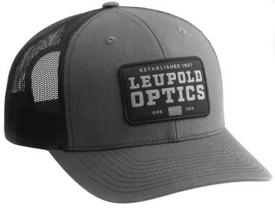 Established 1907 Trucker Grey/Black