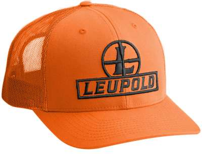 Leupold Reticle Trucker Blaze Orange