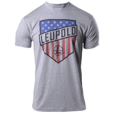 Stars and Stripes Premium Tee Gray