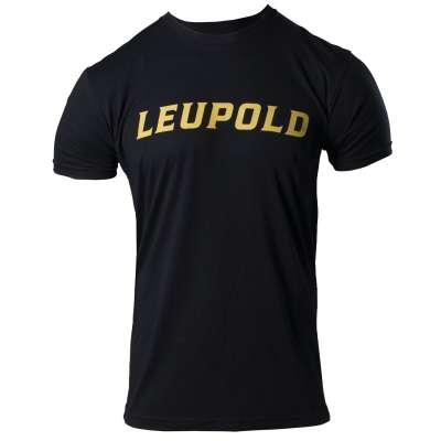 Leupold Wordmark Tee Black