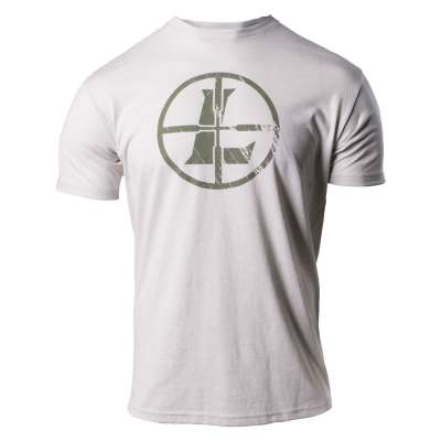 Distressed Reticle Tee Sand