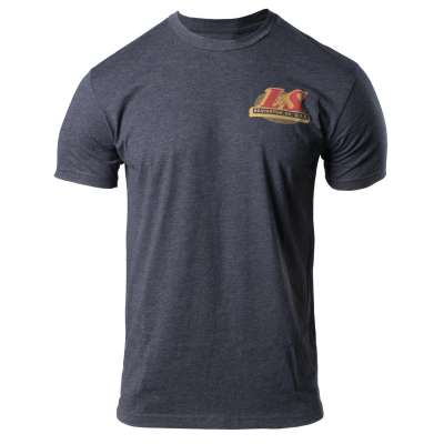Vintage MFG Tee Charcoal Heather