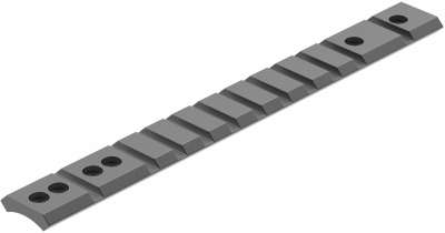QRW Savage 110 L/A-Axis 1-pc (8-40) Aluminum Matte
