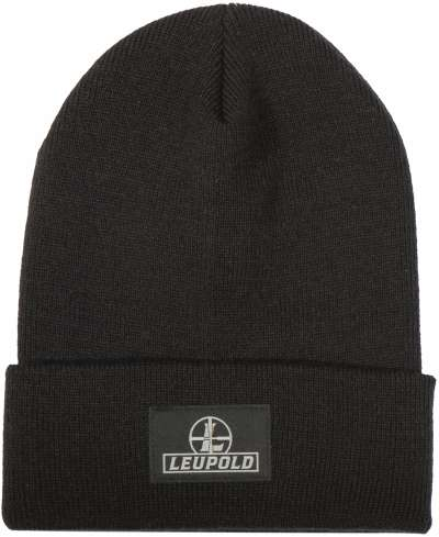 Leupold Reticle Beanie Black