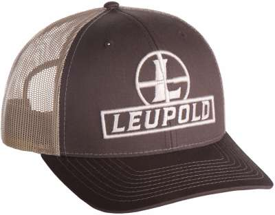 Leupold Reticle Trucker Brown/Khaki