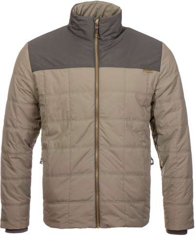 Santiam Insulated Jacket Shadow Tan/Gunmetal