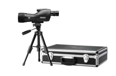 SX-1 Ventana 2; 15-45x60mm Straight Spotting Scope Kit