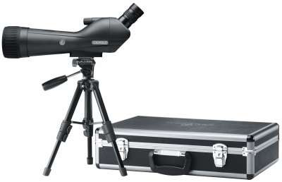 SX-1 Ventana 2; 20-60x80mm Angled Spotting Scope Kit