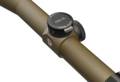 VX-3i 4.5-14x40mm CDS-ZL Burnt Bronze