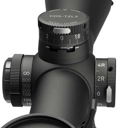 VX-6HD 4-24x52 (34mm) CDS-TZL3 Side Focus