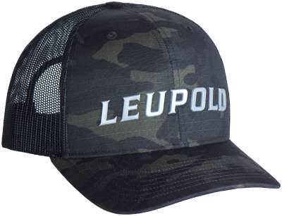 Leupold Weld Trucker Multicam Black