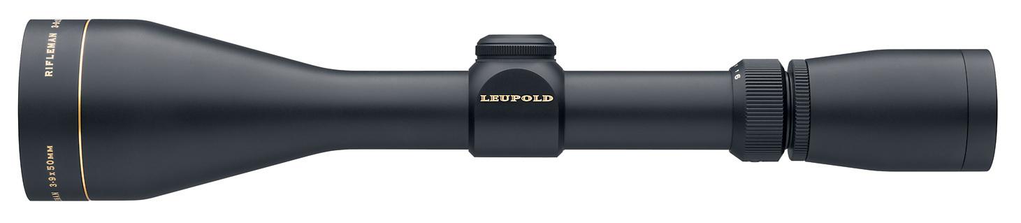 "Leupold 58160 Rifleman 3-9x 50mm 1/"" Tube Wide Duplex Reticle"