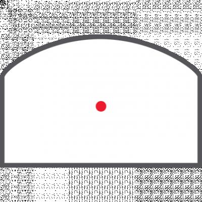 2.5 MOA Dot