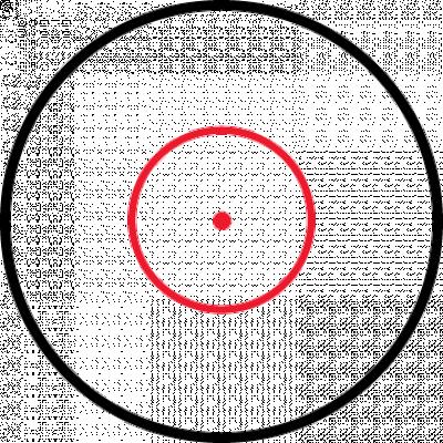 Circle Dot (Illuminated )
