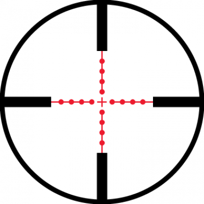 Front Focal Mil Dot (Illuminated)